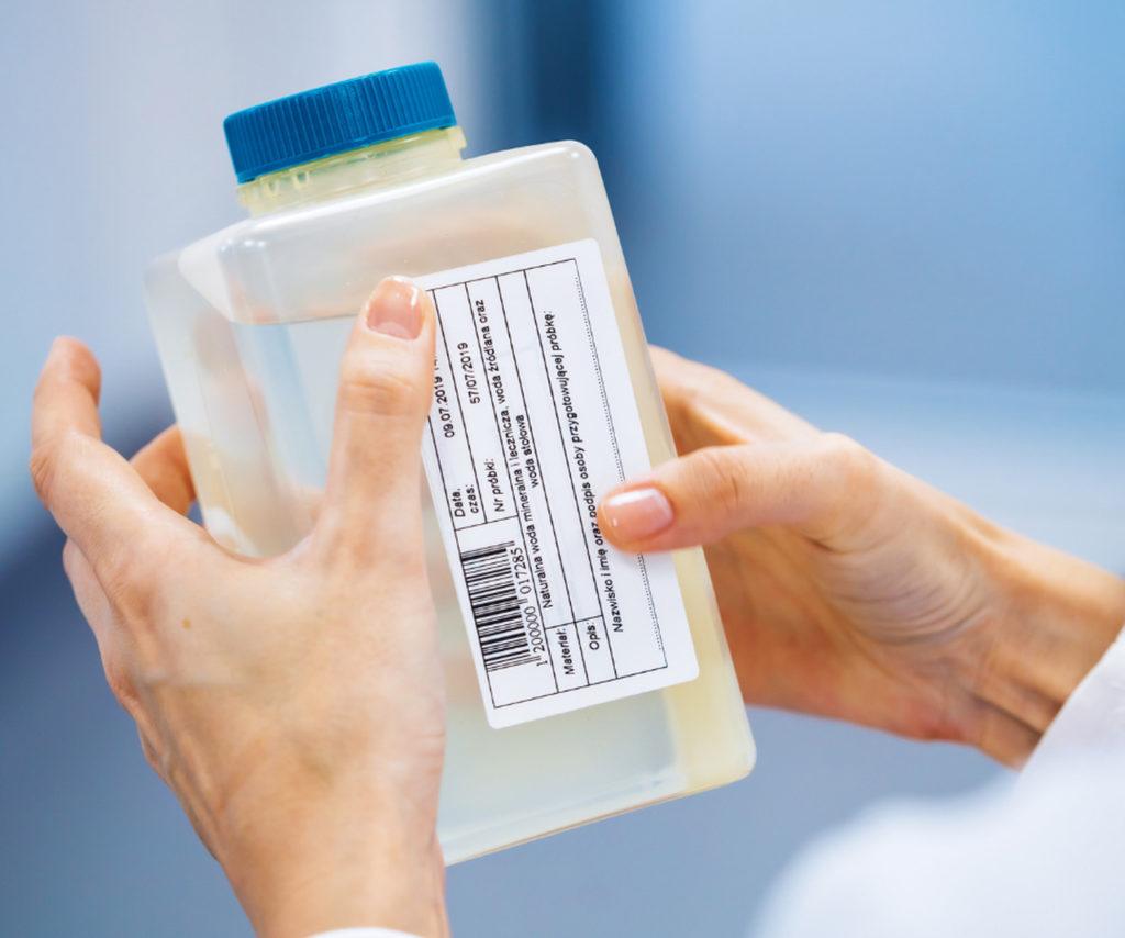 Badanie mikrobiologiczne wody