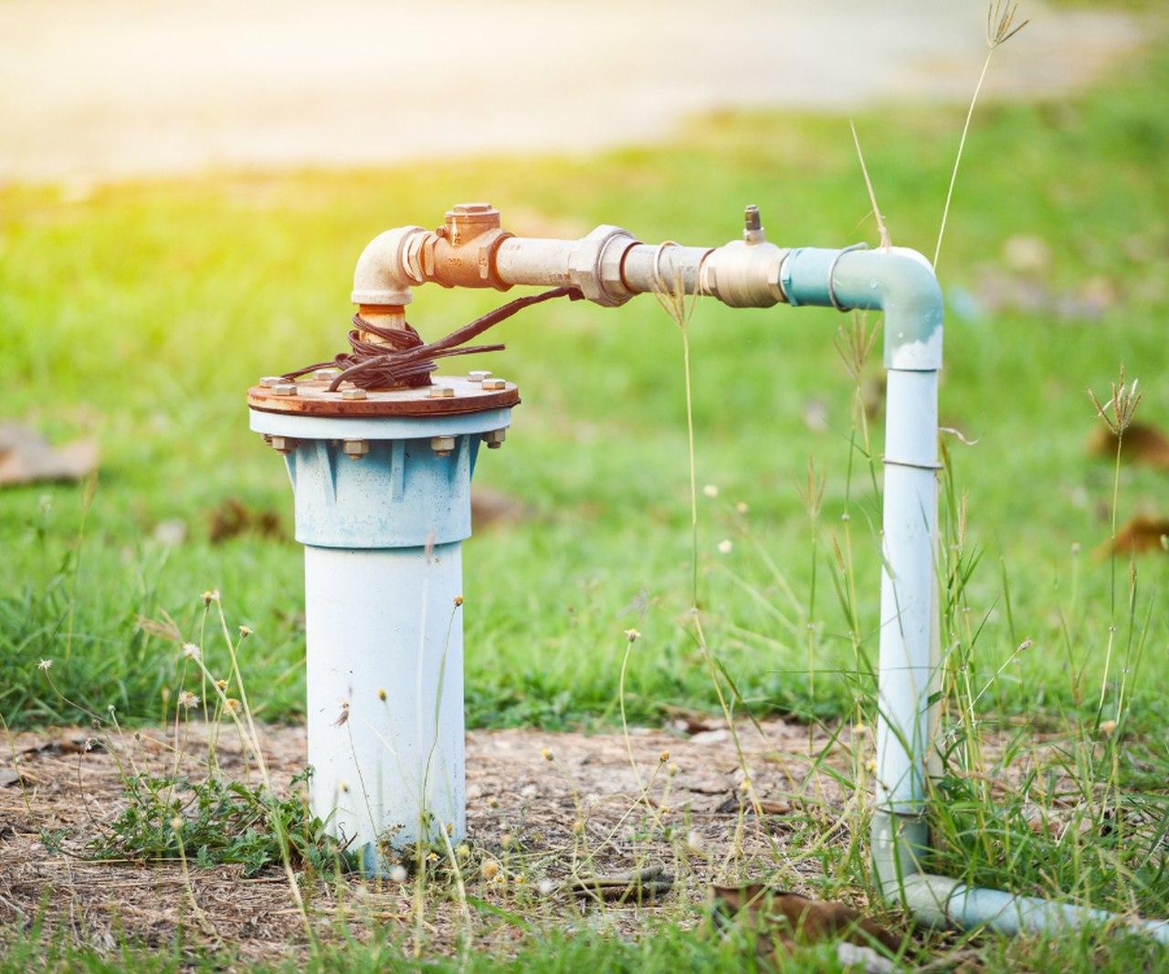 sieć wodociągowa